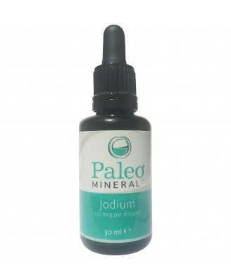 Iodine in pipette bottle (30 ml)- Paleo Minerals