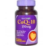 CoQ10 150 mg (30 gélules) - Natrol
