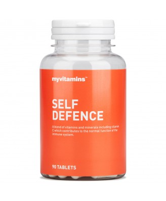 Self Defence, 270 Tablets (270 Tablets) - Myvitamins