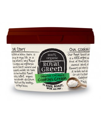 Noix de coco naturelle huile (2,5 litres) - Royal Green