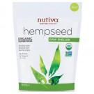 Nutiva, graines de chanvre biologique, crues décortiquée, 8 oz (227 g)