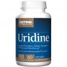 Uridine 250 mg (60 Capsules) - Jarrow Formulas