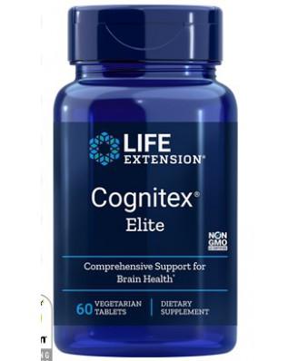 Cognitex Elite (60 Softgels) - Life Extension