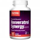 Resveratrol Synergy 200 mg Total Resveratrol (60 tablets) - Jarrow Formulas