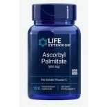 Ascorbyl Palmitate 500 mg (100 Veggie Capsules) - Life Extension