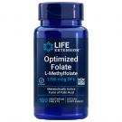 Life Extension, Folate optimisé (L-Methylfolate), 1000 mcg, 100 Caps Veggie
