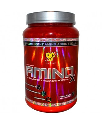 Amino X Fruit Punch, 1 kg - BSN