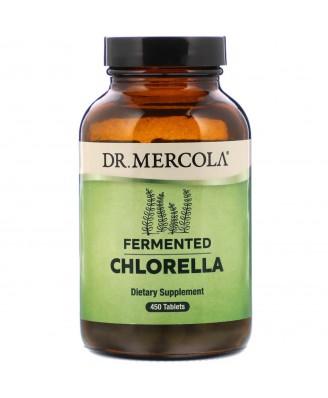 Gefermenteerde Chlorella (450 tabletten) - Dr Mercola