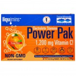 Trace Minerals Research, Electrolyte Stamina, Power Pak, Orange Blast, 30 Packets, 0.17 oz (4.8 g) Each