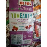 Mix van Biologische Vitamine C Lollies (2268 g) - Yummy Earth
