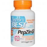 Doctor's Best, PepZin Gl, Zinc-L-Carnosine Complex, 120 Veggie Caps