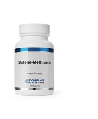 Seleno-Methionine 100 capsules - Douglas Laboratories