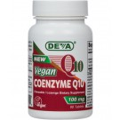 Vegan Coenzyme Q10 100 mg (90 Tablets) - Deva