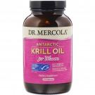 Dr. Mercola, Antarctic Krill Oil for Women, 270 Capsules