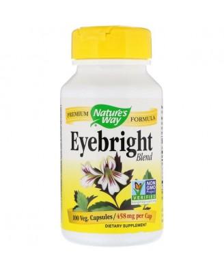 Nature's Way, Eyebright, 458 mg, 100 Capsules