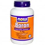 Now Foods, Boron, 3 mg, 250 Capsules