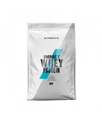 Impact Whey Protein - Chocolate Brownie 1KG - MyProtein