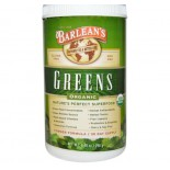 Barlean, légumes verts bio, 8,46 oz (240 g)