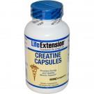 Creatine Capsules (120 Veggie Capsules) - Life Extension