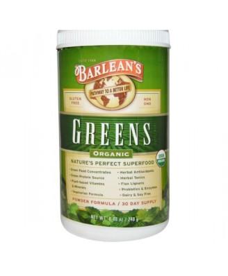 Greens, Groene Shake (264 g) - Barlean's