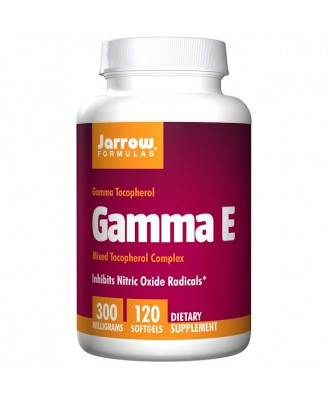Gamma E 300 mg (120 softgels) - Jarrow Formulas