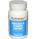 Dr. Mercola, Premium Supplements, Saw Palmetto with Lycopene, 30 Licaps