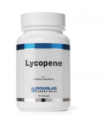 Lycopène 5mg Softgel (90 gélules) - Douglas Laboratories