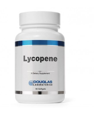 Lycopène 5mg Softgel (90 gélules) - Douglas Laboratories
