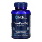 Two-Per-Day Capsules - 120 tablets - Life Extension