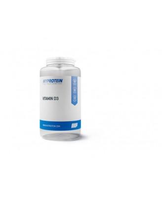 Vitamin D3 - 180 Gelules - MyProtein - VITAMINE D3 , Contre les carences en Vitamine D