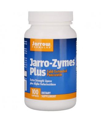 Jarro-Zymes Plus (100 Capsules) - Jarrow Formulas