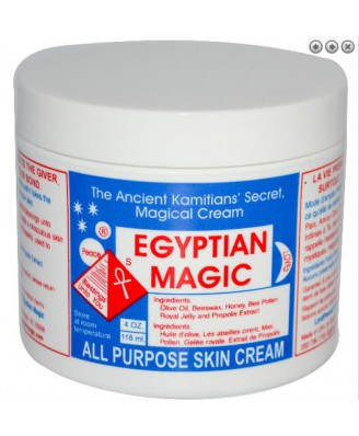 Egyptian Magic, tout usage de la peau crème, 4 oz (118 ml)