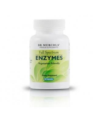 Dr. Mercola - Full Spectrum Enzymes (90 Capsules)