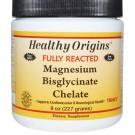 Magnesium Bisglycinate Chelate - (227 g) - Healthy Origins