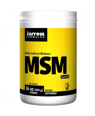 MSM Powder (454 gram) - Jarrow Formulas