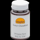 Acetyl Glutathion Powder (20 Gram Powder) - Vitaplex
