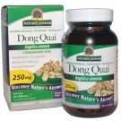 Dong Quai, 250 mg (60 Veggie Caps) - Nature's Answer