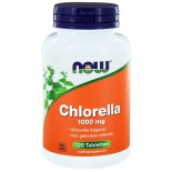 Now Foods, Chlorella, 1000 mg, 120 tabletten