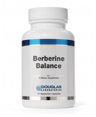 Douglas Laboratories, berbérine balans 60NL