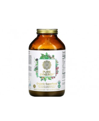 Pure Synergy Origineel Biologisch Superfood Poeder , Multivitamin, Synergy Company