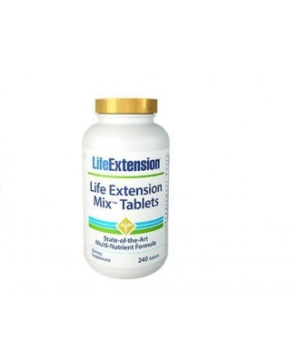 Mix Tablets (240 tablets) - Life Extension