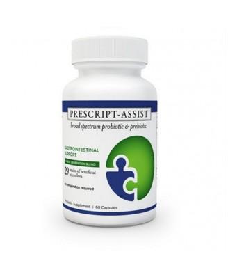 Prescript-Assist Broad Spectrum Probiotic Complex (90 Capsules) - LL Magnetic Clay