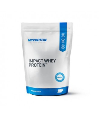 Impact Whey Protein - Cookies and Cream  1 KG - MyProtein