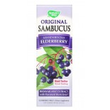 ORIGINAL SAMBUCUS, STANDARDIZED ELDERBERRY (240 ML)- NATURE'S WAY