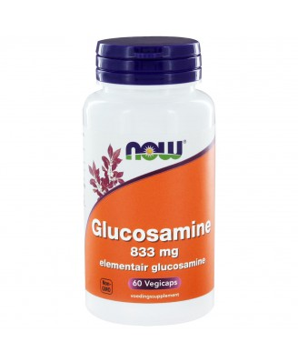Now Foods, Glucosamine '1000', 60 Capsules