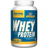 100% Natural Whey Protein Unflavored (908 gram) - Jarrow Formulas
