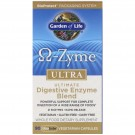 O-Zyme Ultra- Ultimate Digestive Enzyme Blend (90 Vegetarian Capsules) - Garden of Life