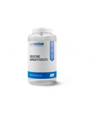 Creatine Monohydrate Naturel - 250 tabletten - MyProtein