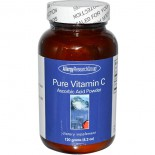 Pure Vitamin C Powder 4.2 oz (120 g) - Allergy Research Group