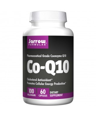 Co-Q10 100 mg (60 Capsules) - Jarrow Formulas